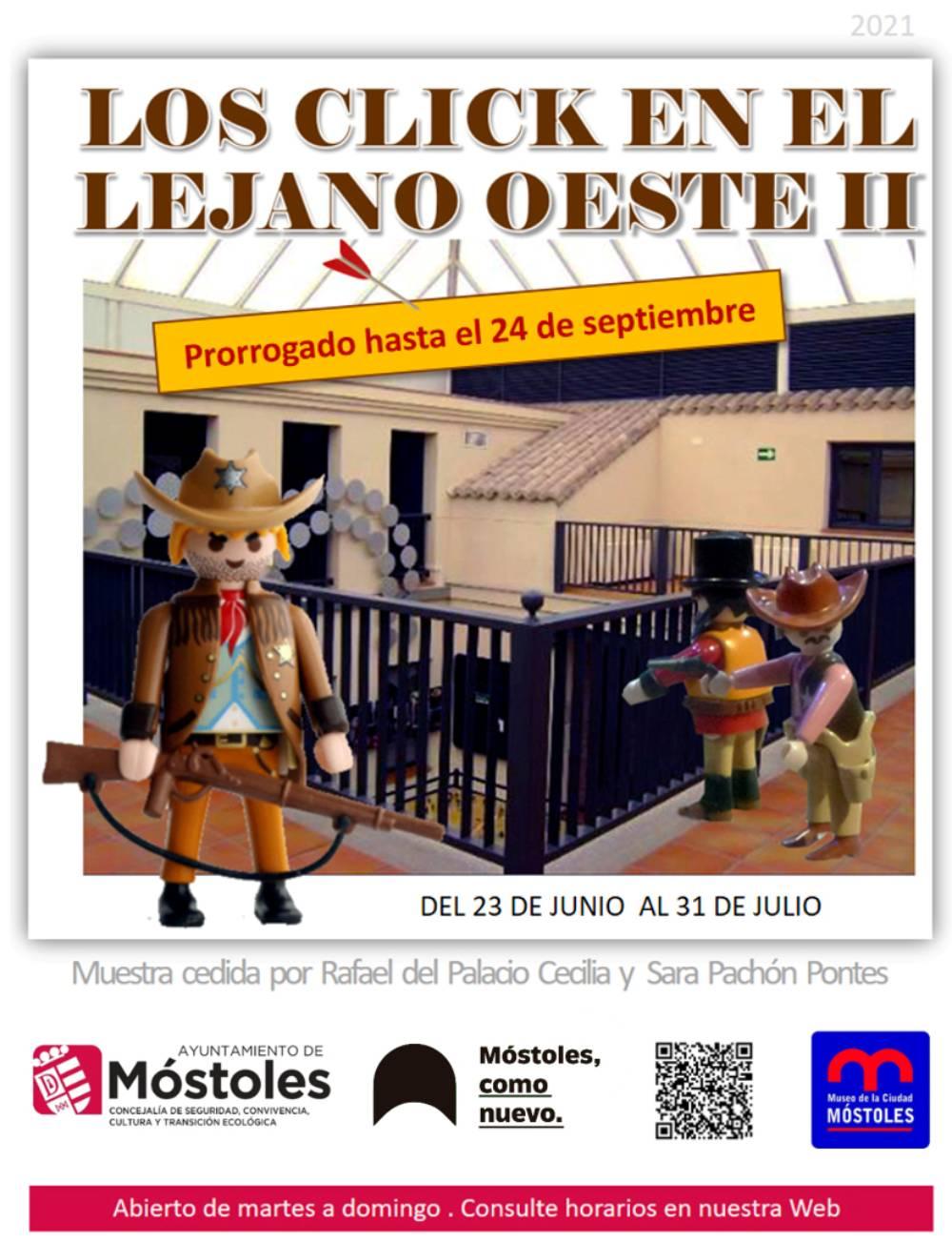 Un verano de exposiciones en Móstoles