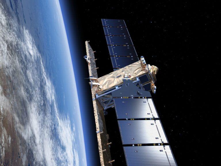 Mirando al espacio desde Móstoles