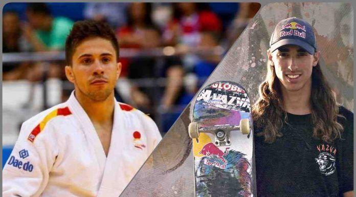 Representación de Móstoles en los Juegos Olímpicos de Tokio 2021