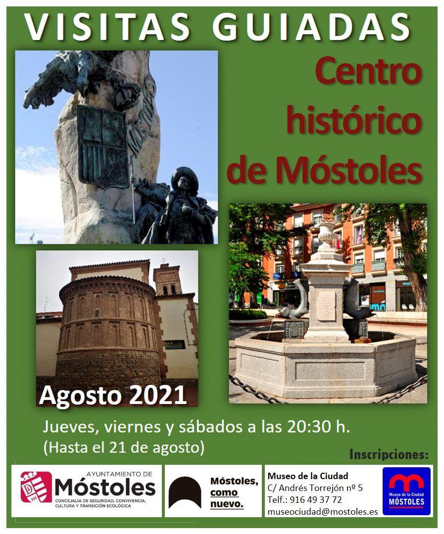 Agenda de Ocio de Móstoles del 6 al 8 de agosto