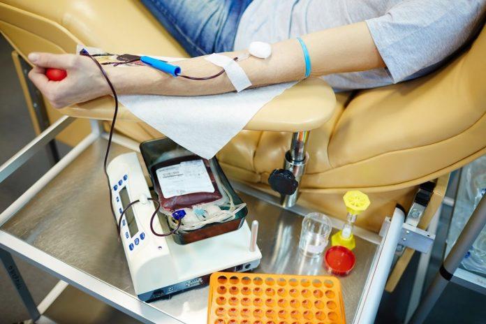 Campaña en Móstoles para donar sangre