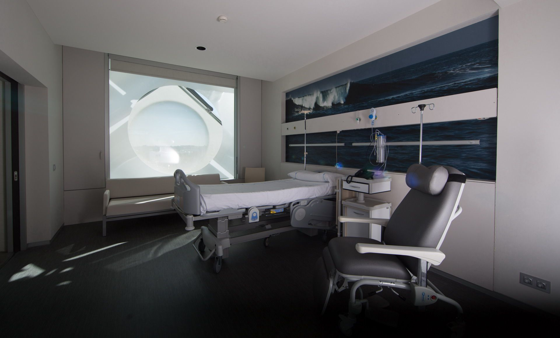 En Móstoles se realiza con éxito el primer tratamiento percutáneo de un tumor renal mediante crioablación