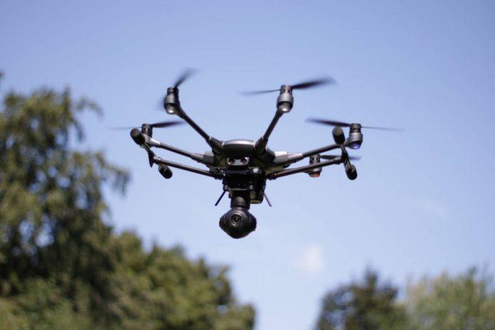 La mala previsión del tiempo obliga a suspender el espectáculo de drones de Móstoles