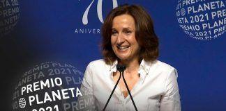 La escritora Paloma Sánchez-Garnica, vinculada a Móstoles, finalista del Premio Planeta
