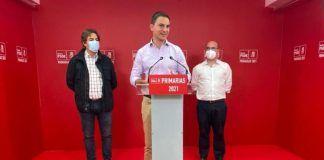 El 60% del PSOE de Móstoles apoya a Juan Lobato